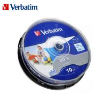 Original Verbatim 6X Blu-ray BD-R 25GB Blank Disc Recordable Media Unprintable Lots Blue Ray Disk Compact Storage blu ray player