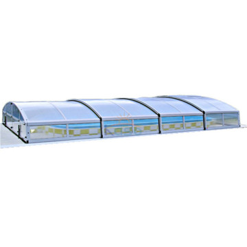 Aluminium Swiming Pool Tent Cover