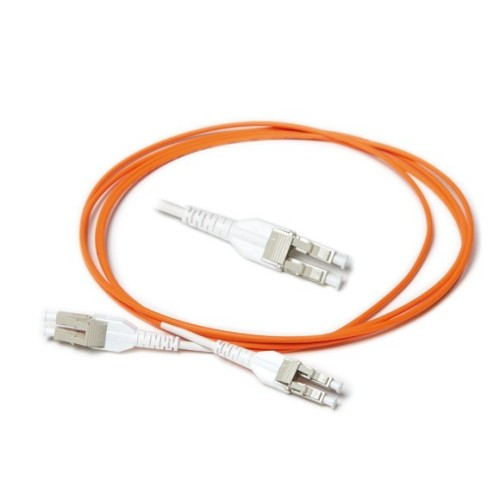 Adela OM1/OM2 LC-LC Unitboot Patch Cord Cable