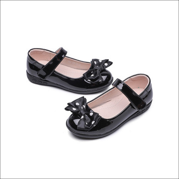 Girl Leather Party Dress Shoes