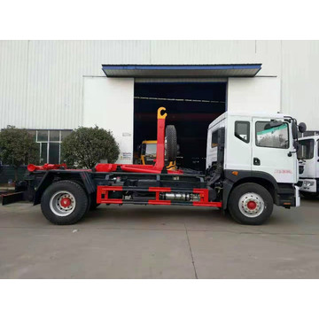 CLW 6x4 arm lifting garbage truck