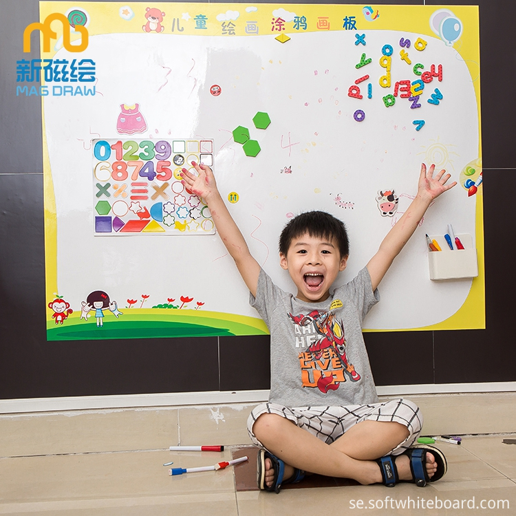 Kid Magnetic Drawing Writing Board Toy