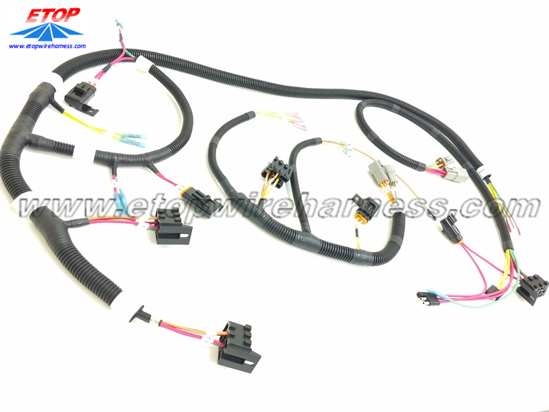 Complicated Wire Harnesses For Automotive Applications China Manufacturer