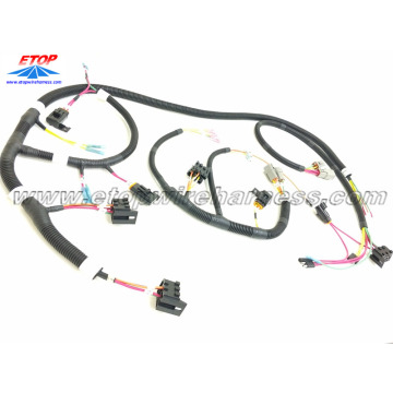 complicated wire harnesses for automotive on alibaba