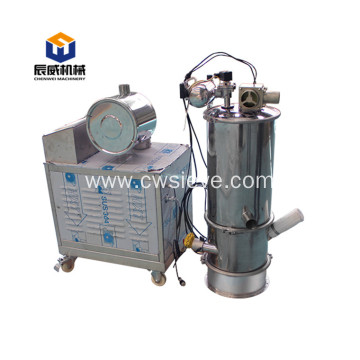 pneumatic vacuum conveyor for food powder conveying