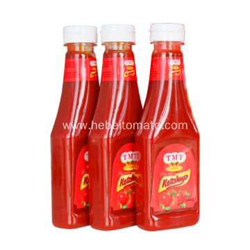 340g Hot Sell Tomato Ketchup