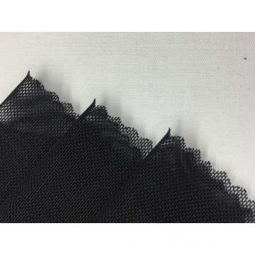 Knit Mesh Solid Fabric