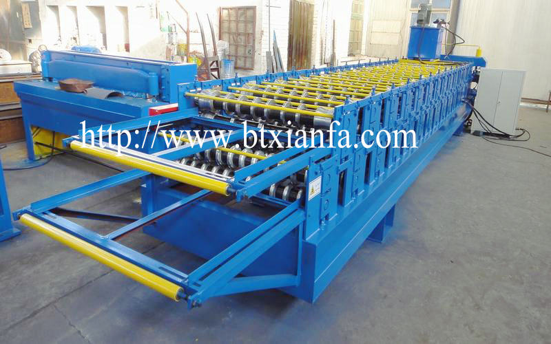 roofing machine price