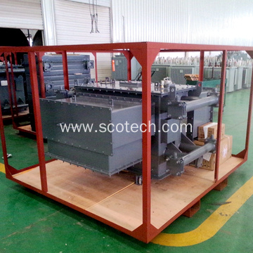 1000KVA 5.5/0.4KV oil immersed distribution transformer