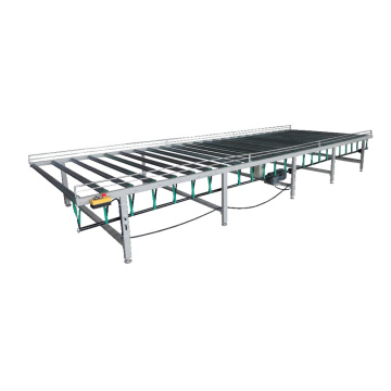 Electric Power Expandable roller conveyor