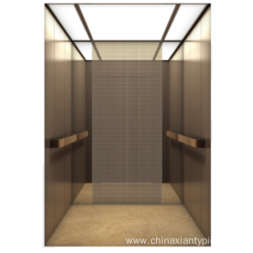 4 Person Home Passenger Elevator Size