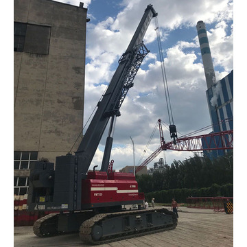 Telescopic Crawler Crane for Sale