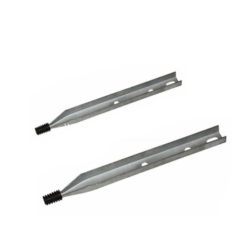 U Channel Pole Top Pins