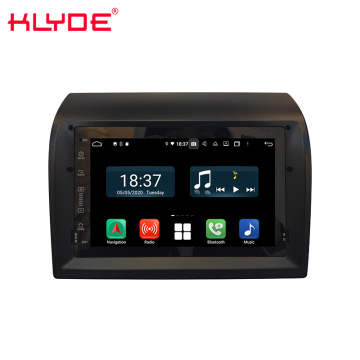 Android 10.0 car stereo for Fiat Ducato