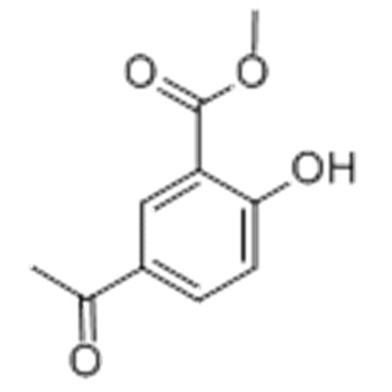 Benzoic acid,5-acetyl-2-hydroxy-, methyl ester  CAS 16475-90-4