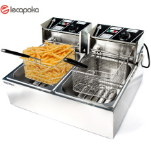 Rega Kentang Mesin Mesin Fryer