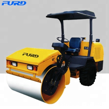 Wonderful Compaction Machine Single Steel Drum Vibratory Roller