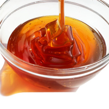 raw and 100% pure organic Goji honey