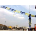 Flat-headed QTZ63-5013-5T tower cranes
