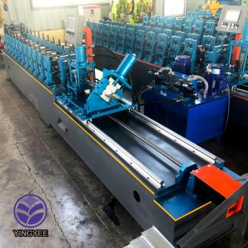 C/U profile stud and track forming machine