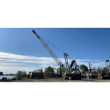 Heavy Load High Performance Crawler Crane
