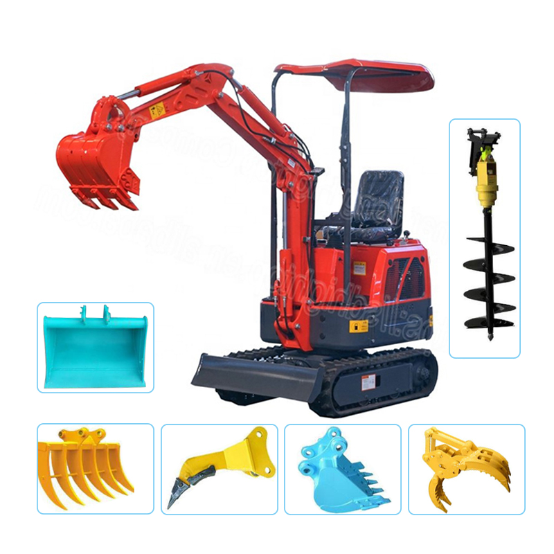 cheap mini excavator-4