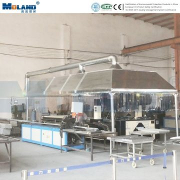 Cost Effective Cutting Fume Removal Air Purification System