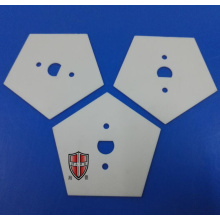 nonmagnetic zirconia ceramic substrate board sheet