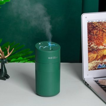 Ultrasonic Cool Mist Maker Humidifier