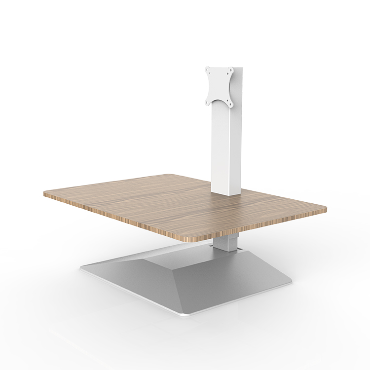 Modern Office Lift Adjustable Height Laptop Riser Table