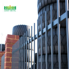 6x8 Decorative Metal Fence Panels