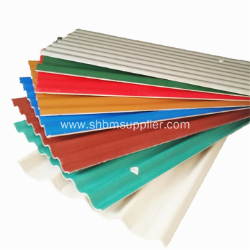 Anti-aging Non-asbestos MgO Roof Sheets Price