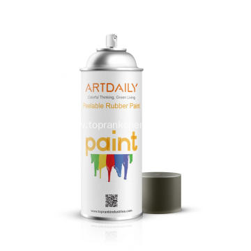 Removable Rubber Spray Paint
