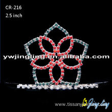 Wholesale Princess Flower Tiaras