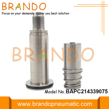 14.3mm OD Stainless Steel Housing Flange Seat Armature