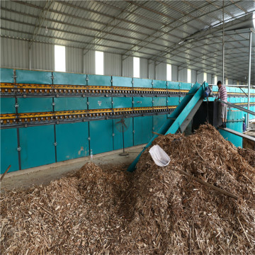High Efficiency Veneer Drying Line