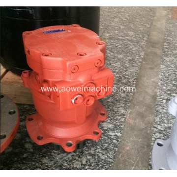 Sumitomo SH120-5 swing motor assembly,KNC0087,SH120-3 excavator slew drive motor,
