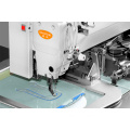 automatically feeding programmable sewing equipment