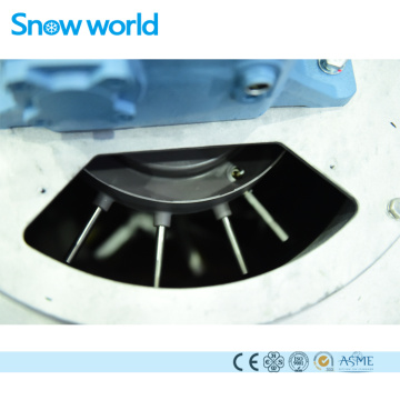 Snow world Flake Ice Evporator Stainless Steel Materials