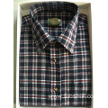 High Quality Flannel Fabric Business Shirt