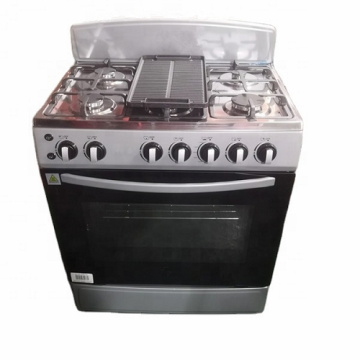 Gas Range Free Standing Oven with GrillBread PizzaBakery
