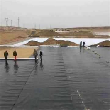 Construction 1.5mm fish farm liner HDPE geomembrane