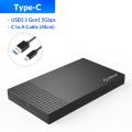 Type-C SSD Case
