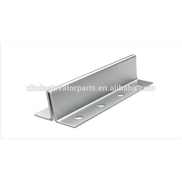 Hollow Fishplate for Hollow Guide Rail for elevator spare part