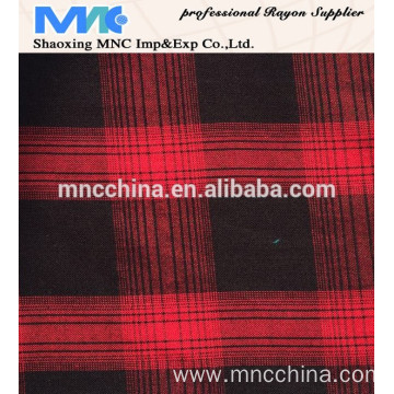 rayon yarn dyed fashion fabric