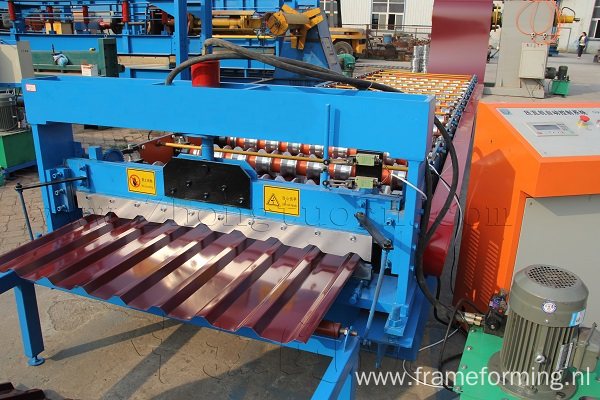 Roof Panel Forming Machine,Sheet Working Machine