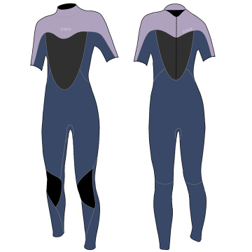 Seaskin Women Long beach Spring Wetsuit