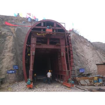 Hydraulic Tunnel Lining Trolley Mould