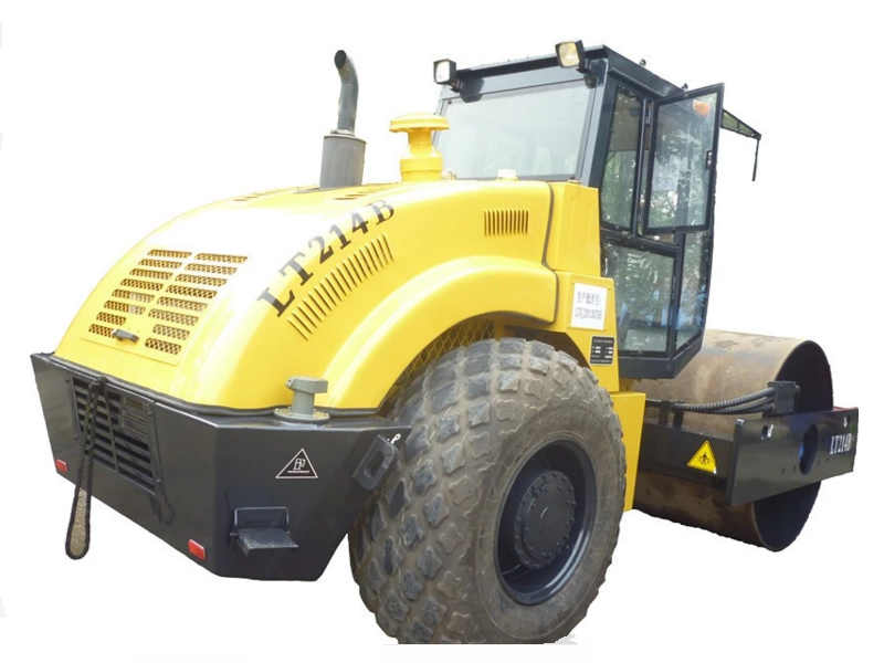 14 Tons Road Roller