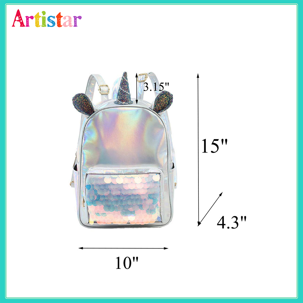 Unicorn Laser Backpack 06 2